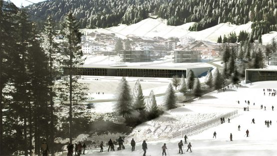 ALPINE SPORTS RESORT – 1st PRIZE